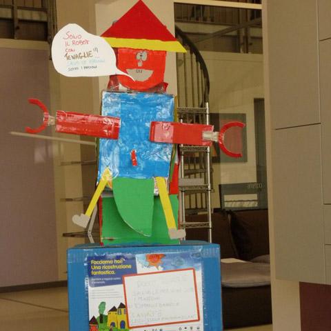 il robot anti-terremoto